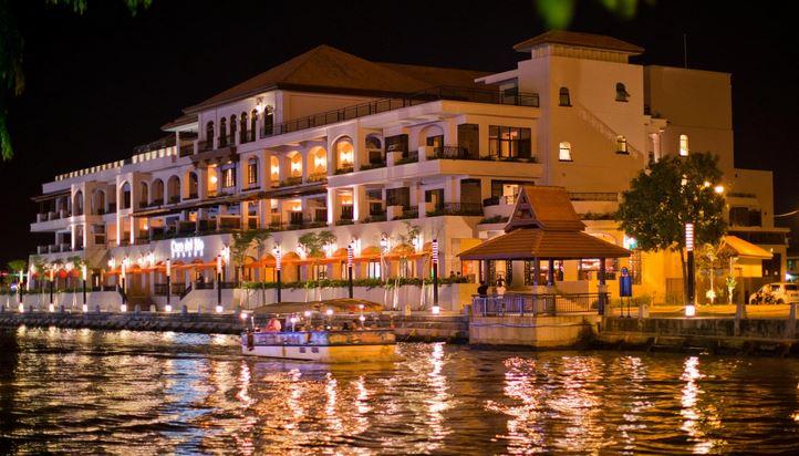 Malacca Casa del Rio Hotel 0