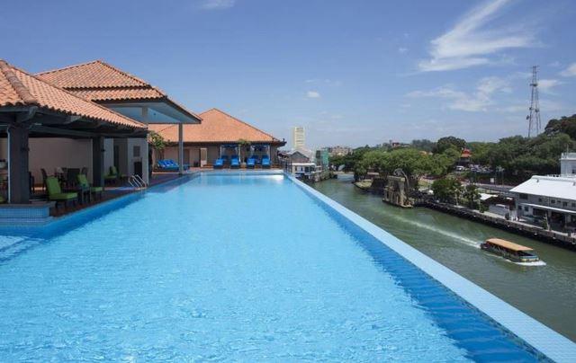 Malacca Casa del Rio Hotel 4