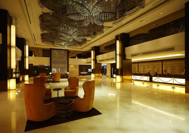 Malacca Hatten Hotel 0