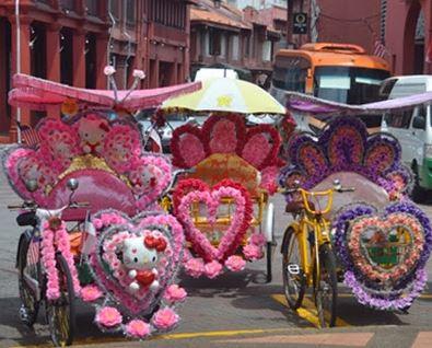 Malacca Trishaw 3