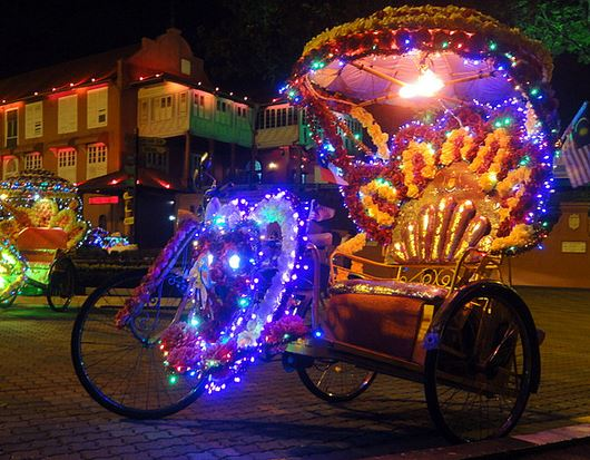 Malacca Trishaw 4